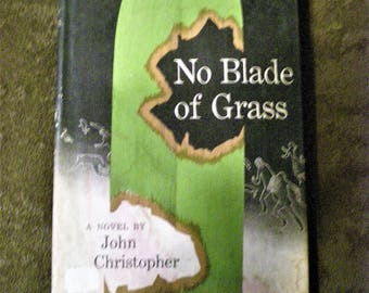 No Blade of Grass by John Christopher
