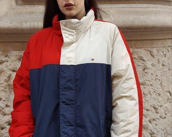 Vintage puffer SKI Jacket Tommy Hilfiger cod 2-27