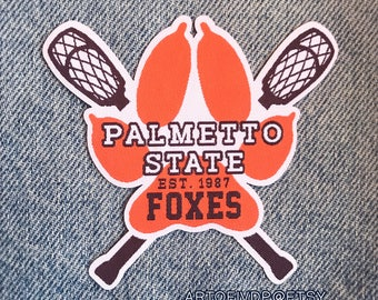 Patch: Palmetto State Foxes
