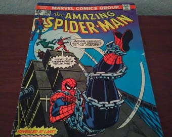1975 The amazing spider man #148