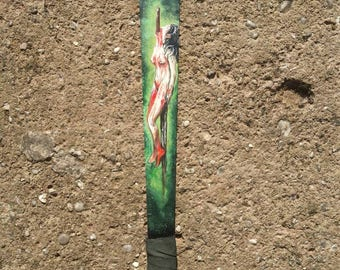 Cannibal Holocaust Machete