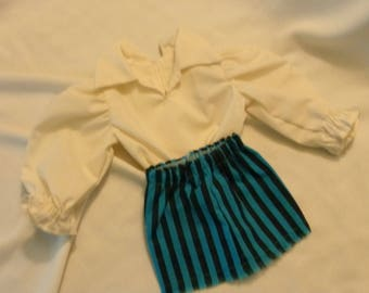 """Pirate Outfit for American Girl or 18"""" doll"""