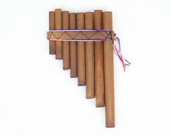 Bamboo Pan Flutes