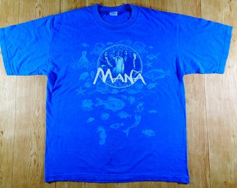 20% OFF Vintage MANA Mexican Rock Band TShirt