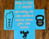 Fitness Care Package Flap...