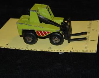1977  Matchbox ForkLift Truck,  1:64