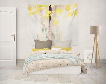 Dorm Room Tapestry, Modern Wall Tapestry, Dorm Wall Tapestry, Boho Wall Tapestry, Wall Tapestry Nature, Wall Tapestry Bohemian Wall Tapestry