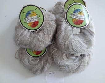 YARN LOT 1052-Filpucci Mousse-Kid Mohair + silk