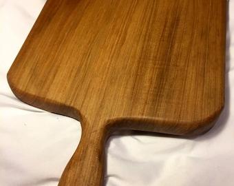 Handmade Solid Hardwood Cutting Board