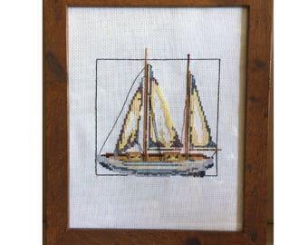 Sailboat Wall Art sailboat wall art | etsy