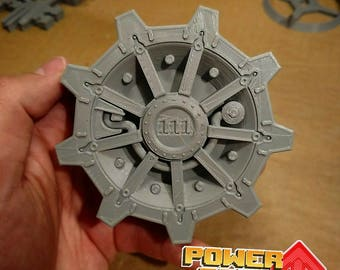 Fallout Inspired Fidget Spinner (Vault Door)