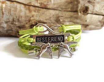 MULTISTRAND Best Friend bracelet