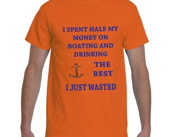 Boaters T Shirt