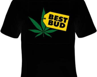 Best Bud T-Shirt Best Buy