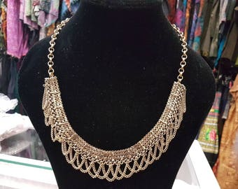 Ethnic Bronze necklace