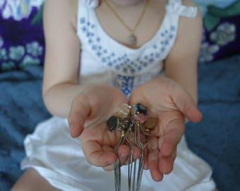 Eden Mini Stone Necklaces