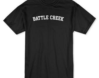 Battle Creek City Show The Pride Men'S T-shirt