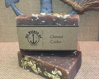 Oatmeal Cookie - Handmade Soap - Homemade Soap - All Natural