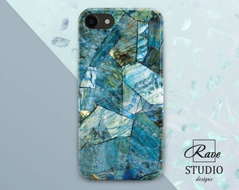 iPhone crystal iPhone 8 plus Crystal case Blue Crystal Case Blue marble iPhone 7 case iPhone 5s cover iPhone6 Hard case iPhone 6s iPhone5s