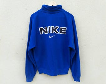 Vintage Nike Embroidery sweatshirt