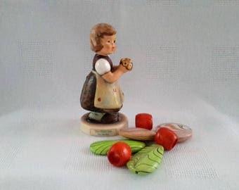 Hummel ''For Mother'' Figurine, TMK-1, Goebel Germany