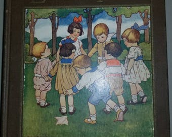Land of Play, Children's Book of stories, beautiful, Sara Tawny Lefferts