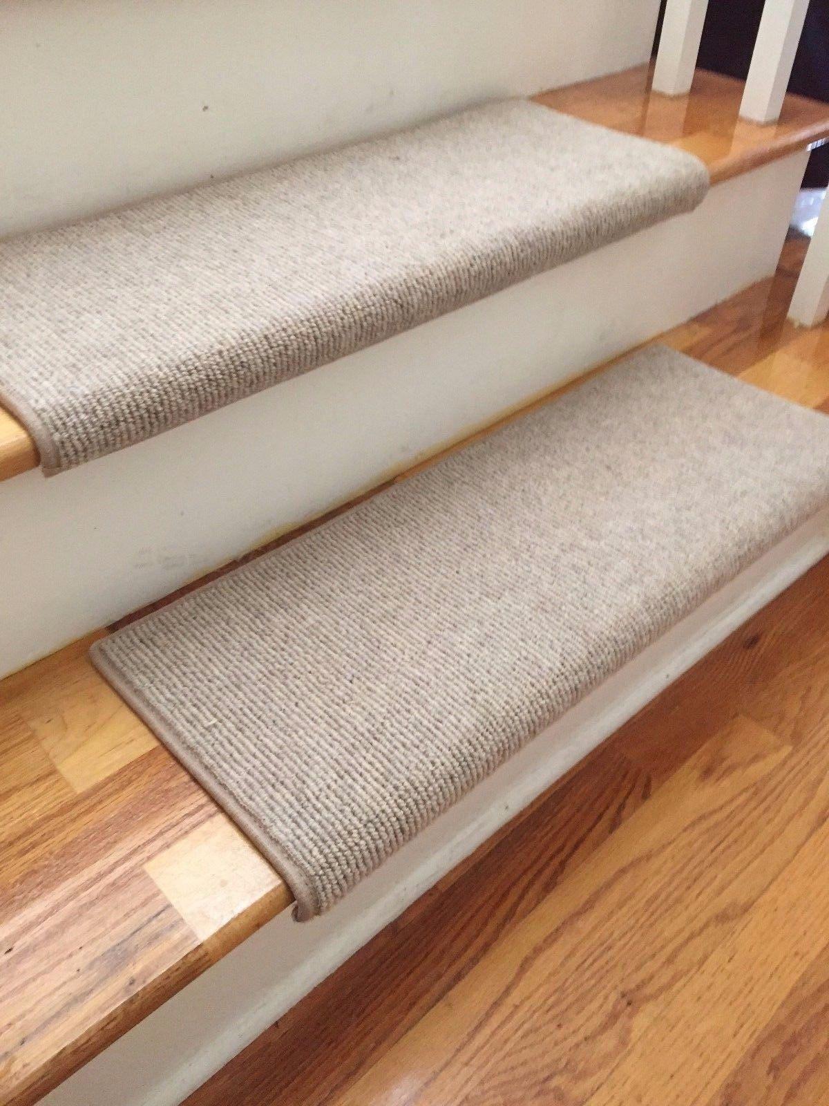 Bristol Linen New Zealand Wool True Bullnose Carpet