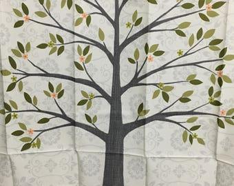Family Tree Panel by Deb Strain for Moda Fabrics