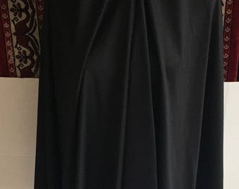 Black khimar