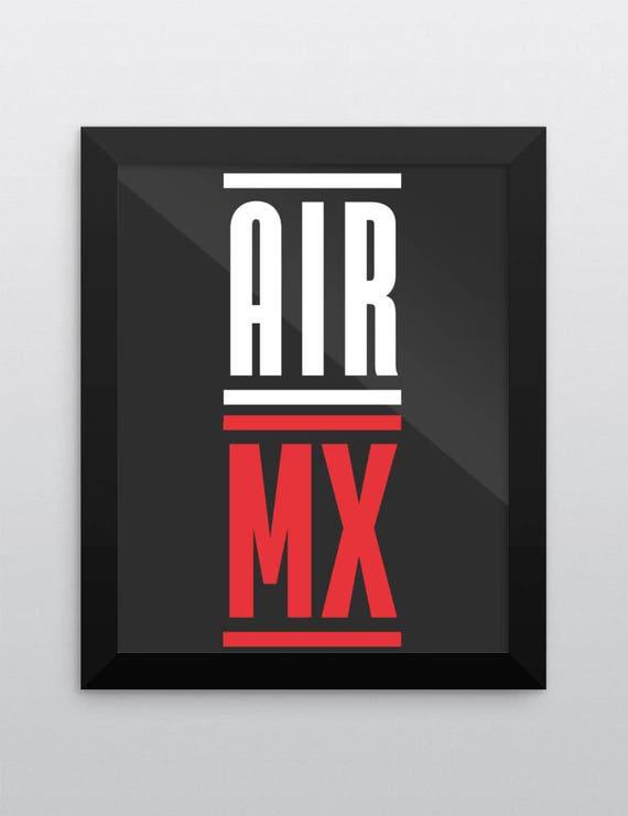 AIR MX | Wall Art | Poster