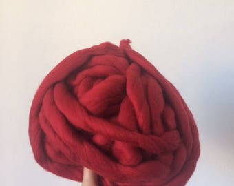 Noel Yarn Red Passion