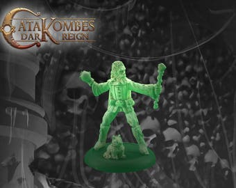Figurine héros : SamGors le magicien