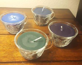 Set of 4 Sensation Play Candles - Unique