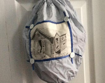 Stylish Bag Dispenser or sac a sacs