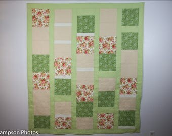 Green Tomatoes Quilt.