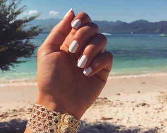 Moroccan Bracelet, Gold Bracelet, Moroccan Jewelry, Boho Cuff , Gypsy vibes, Boho Jewelry - Free US Shipping