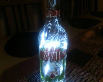 Desperado lights in a bottle.   Ideal Christmas gift idea.