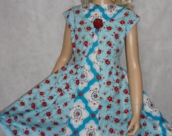 Beautiful summer dress Leni new GR. 128