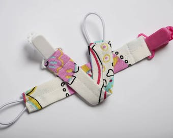 Velcro closure for little ones