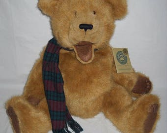 BOYDS BEAR Charlie P Chatsworth