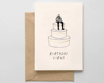 Birthday Views Card