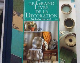 THE BOOK OF NICHOLAS BARNARD DECORATION