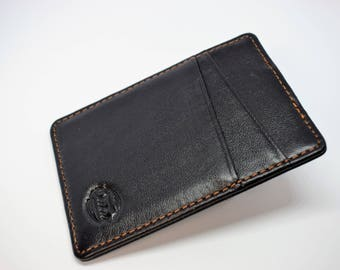 Orchill Boreal: Wallet Black Tan