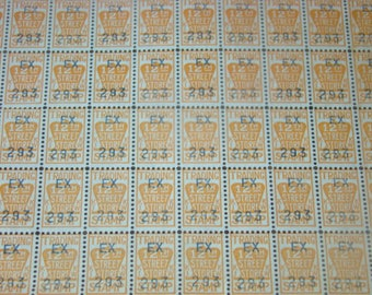 100 Vintage Trading Stamps For the 12th Street Store