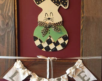 Peter Rabit Door Decor