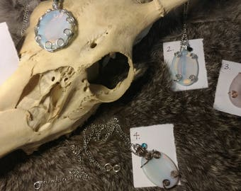 Worry Stone Necklace