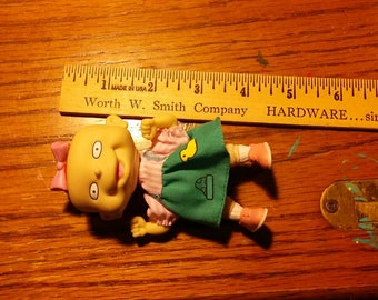 Very cute little lil doll from the Rugrats 1980s really great condition