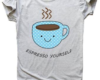 Espresso Yourself Men's T-shirt