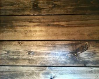 Wood Wall Planks - SAMPLE