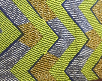 NEW! Beautiful Ankara Cotton Fabric. Great Quality! Great Price! SPECIAL DEAL! Buy three yards, get one free!